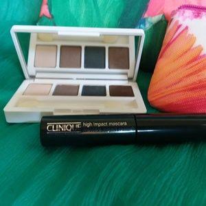 Clinique Makeup - Clinque LaLu DK Floral eyeshadow palette